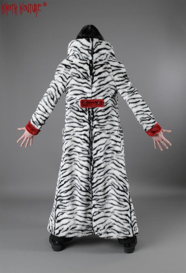 Knoth Kouture Tigermantel